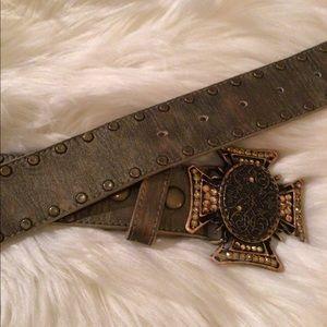 Cache' Belt | Size M 34 | EUC